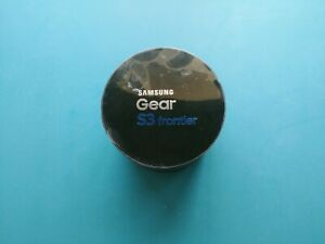 Samsung Gear S3 Frontier SM-R760 46mm  Black Smartwatch