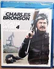 Death Wish 4 Blu-Ray ~ NEW & SEALED ~ Charles Bronson