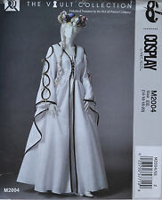 McCalls Sewing Pattern 2004 Amazing Cosplay Dresses with Lacing NEW 14-20