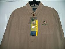 BERETTA Shooting Hunting Trap Shoot Men's XL Long Sleeve Bray's Island Shirt NEW