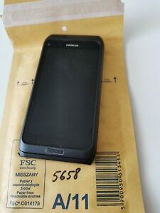 Nokia E7-00 - 16GB - Black (Unlocked) Smartphone
