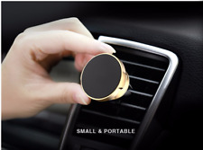 Universal aluminum car phone Magnetic air vent holder