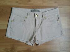 Denim Co by Primark Sommer Jeans Mini Shorts kurz Hose Gr 34 wie NEU