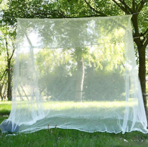 Outdoor Camping Mosquito Net Tent Travel Repellent  Hanging Bed with Storage Bag