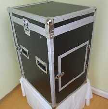 16/12 HE Combi Case professionnel MIXERCASE winkelrack All in One Rack L-Rack Dj-Rack