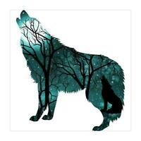 5D DIY Full Drill Diamond Painting Novelty Wolf Cross Stitch Embroidery Kit