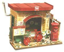 Doll House Handmade kit Japanese Retro Series Post Office Billy  8622