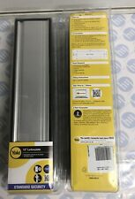 Yale Locks LP440601C Letter Plate Silver (Visi-Packed) 300mm (12in)