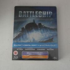 BATTLESHIP Limited Edition Steel Box NEW Blu-ray FREE POST- mmoetwil@hotmail.com