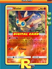 Victini (Victory Star FOIL) - for Pokemon TCG Online (ptcgo in Game Card)