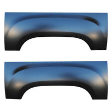 PAIR 07-13 GMC Sierra Upper Wheel Arch Repair Panels, Truck 6' & 8' bed LH & RH