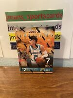2020-21 1ST OFF THE LINE FOTL NBA PANINI ORIGINS HOBBY BOX *FACTORY SEALED*