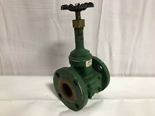 "Morrison 534DI, 2"" #150 Flanged Rising Stem Gate Valve, Thermal Expansion Relief"