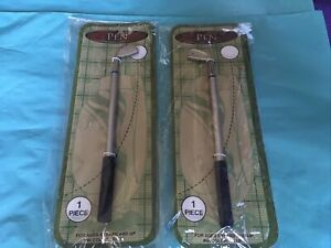 Golf Club PEN 2 Pack Novelty Pen Blue Ink **NEW** Perfect For Fathers Day