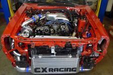 Cxracing Turbo Intercooler Bracket For 79 93 Ford Mustang 50 Fox Body