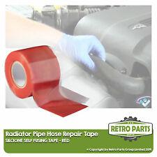 Radiator Pipe/Hose Repair Tape For Morgan. Leak Fix Pro Sealant Red