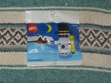 LEGO 1991 Lego Christmas Holiday Seasonal Build A Snowman Set #1979 NEW SEALED!