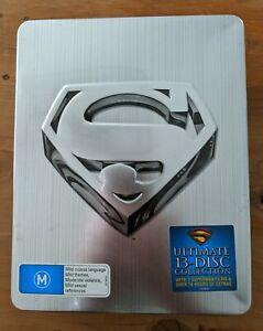 Superman Ultimate Collector's Edition (DVD, II, III, IV, Returns & Supergirl)