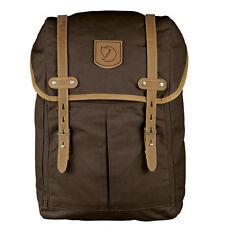 fjaell raeven Rucksack No 21 Medium Hickory Brown