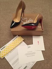Christian Louboutin Patent Leather Court Shoes for Women