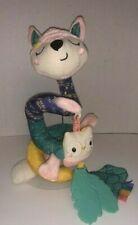 Infantino GaGa Spiral Car Seat Activity Toy - Pink Fox Hanging Baby