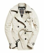 Superdry women's Winter Belle Trench Coat  SIZE M RRP £ 104.99