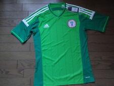 Nigeria 100% Original Soccer Football Jersey Shirt Japanese L(S-M) 2014 [2294]