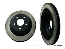 Disc Brake Rotor fits 1998-2002 Pontiac Firebird  WD EXPRESS