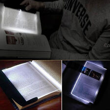 Night Vision Light LED Lightwedge Bed Time Book Reading Night Lamp Light Panel