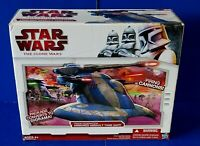 STAR WARS Clone Wars TRADE FEDERATION ARMORED ASSAULT TANK (AAT) NEW