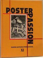 Poster Passion Auction Catalog 1990 PAI-XI Aixafem Feixisme Catala Rennert