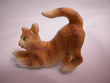 Heidi Ott  Dollhouse Miniature Animal Playing Cat Kitten #XZ573-GO