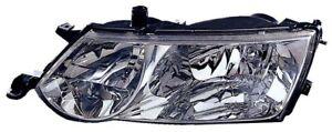 2002-2003 Toyota Solara New Right/Passenger Side Headlight Assembly