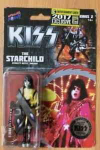 """KISS """"PAUL STANLEY"""" #229/504 BIF BANG BOW 3 3/4 • YELLOW DYNASTY OUTFIT VARIANT!"""