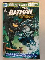 Batman The Caped Crusader #1 100 Page Giant Target Exclusive NM UNREAD