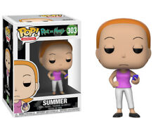 Pop! Animation: Rick And Morty - Summer #303