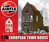 Airfix A75005 1/76 Resin European Town House Ruins