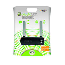 US Wireless Networking Internet Adapter for Microsoft Xbox360 -New in Retail Box