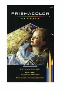 Sanford Prismacolor Verithin Colored Pencil Set-MAKE OFFER