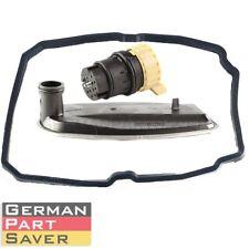 Bapmic Auto Transmission Filter + Oil Pan Gasket + Plug Adapter for Mercedes