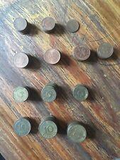 Sammlung BRD Kleinmünzen, D-Mark und Pfennig