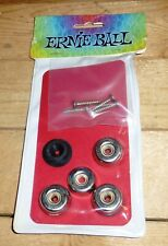 Ernie Ball Spinx Glides Amplifier Hardware, Set of 4, with mounting screws