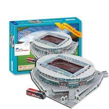 Arsenal Football Stadium Model 3D Puzzle Jigsaw Emirates Stadium New Sealed
