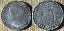 Spain : 1901(01) 1 Psta   XF+ May Be Been Cleaned  #705  IR5607
