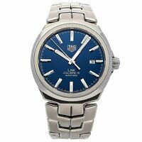 Tag Heuer Men's WBC2112.BA0603 'Link' Stainless Steel Watch