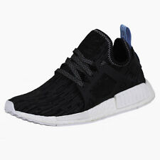 Adidas Men's NMD_XR1 PK Running Shoes S32215 Black/Bright Blue Size 8