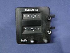 Halda Twinmaster TM2 Porsche Mini cooper Rallye Equipment
