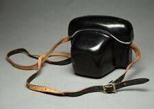 Kodak Instamatic Reflex Hard Leather Case Black 126