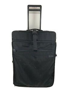 """Briggs & Riley Baseline Suitcase Black Extra Large 29"""" Ballistic Luggage"""