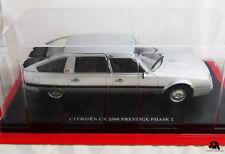 Miniature IXO Echelle 1/24 Fourgon CITROEN CX 2500 Prestige Phase 2 1985 NEUF